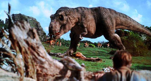 Jurassic Park 4K UHD Bildvergleich BD vs. UHD 24