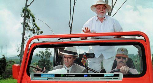 Jurassic Park 4K UHD Bildvergleich BD vs. UHD 8