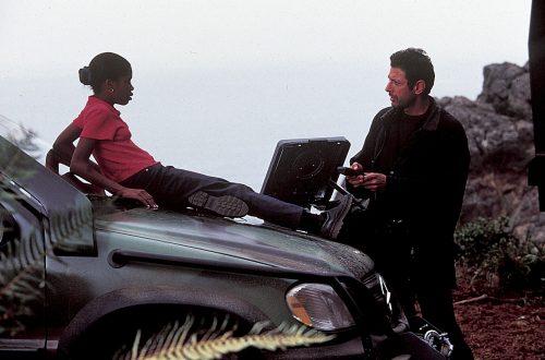 Jurassic Park - Die vergessene Welt 4K UHD Blu-ray Review Szene 1
