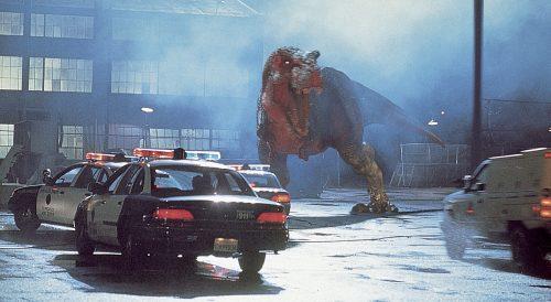 Jurassic Park - Die vergessene Welt 4K UHD Blu-ray Review Szene 2
