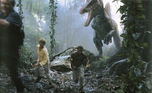 Jurassic Park III 4K UHD Blu-ray Review Szene 2