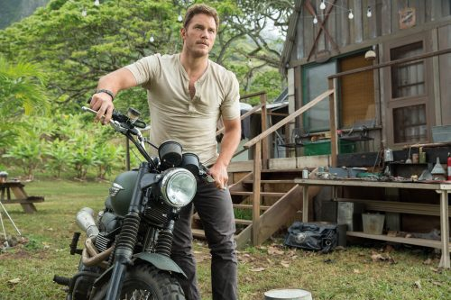 Jurassic World 4K UHD Blu-ray Review Szene 1