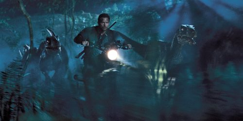 Jurassic World 4K UHD Blu-ray Review Szene 10