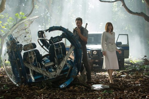 Jurassic World 4K UHD Blu-ray Review Szene 11