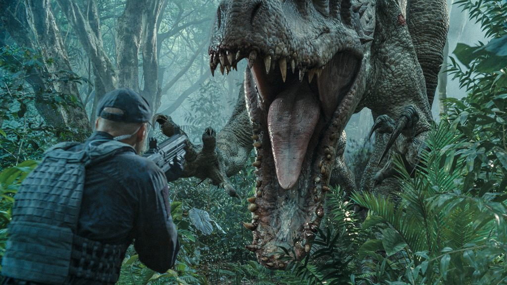 Jurassic World 4K UHD Blu-ray Review Szene 12
