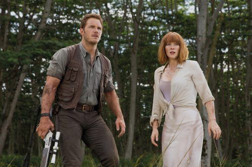 Jurassic World 4K UHD Blu-ray Review Szene 4