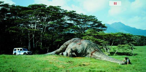 Jurassic World Bildvergleich BD vs. UHD 13