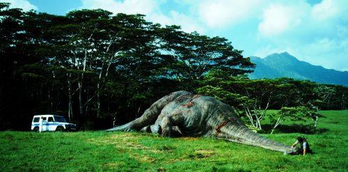 Jurassic World Bildvergleich BD vs. UHD 14