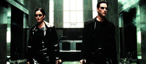 Matrix 4K UHD Blu-ray Review Szene 3