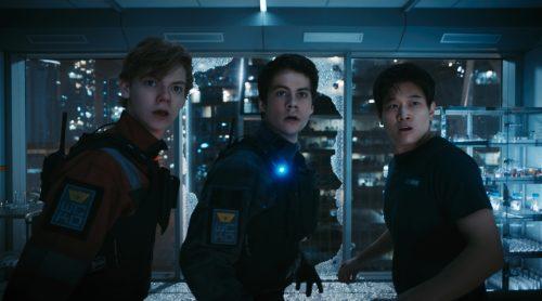Maze Runner - Die Auserwählten in der Todeszone Blu-ray Review Szene 5