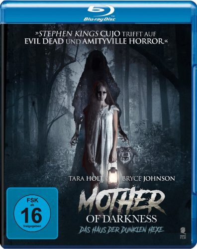 Mother of Darkness - Haus der dunklen Hexe Blu-ray Review Cover