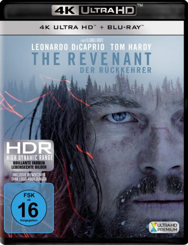 Revenant - Der Rückkehrer 4K UHD Review Cover