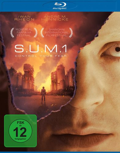 S.U.M. 1 - Control Your Fear Blu-ray Review Cover