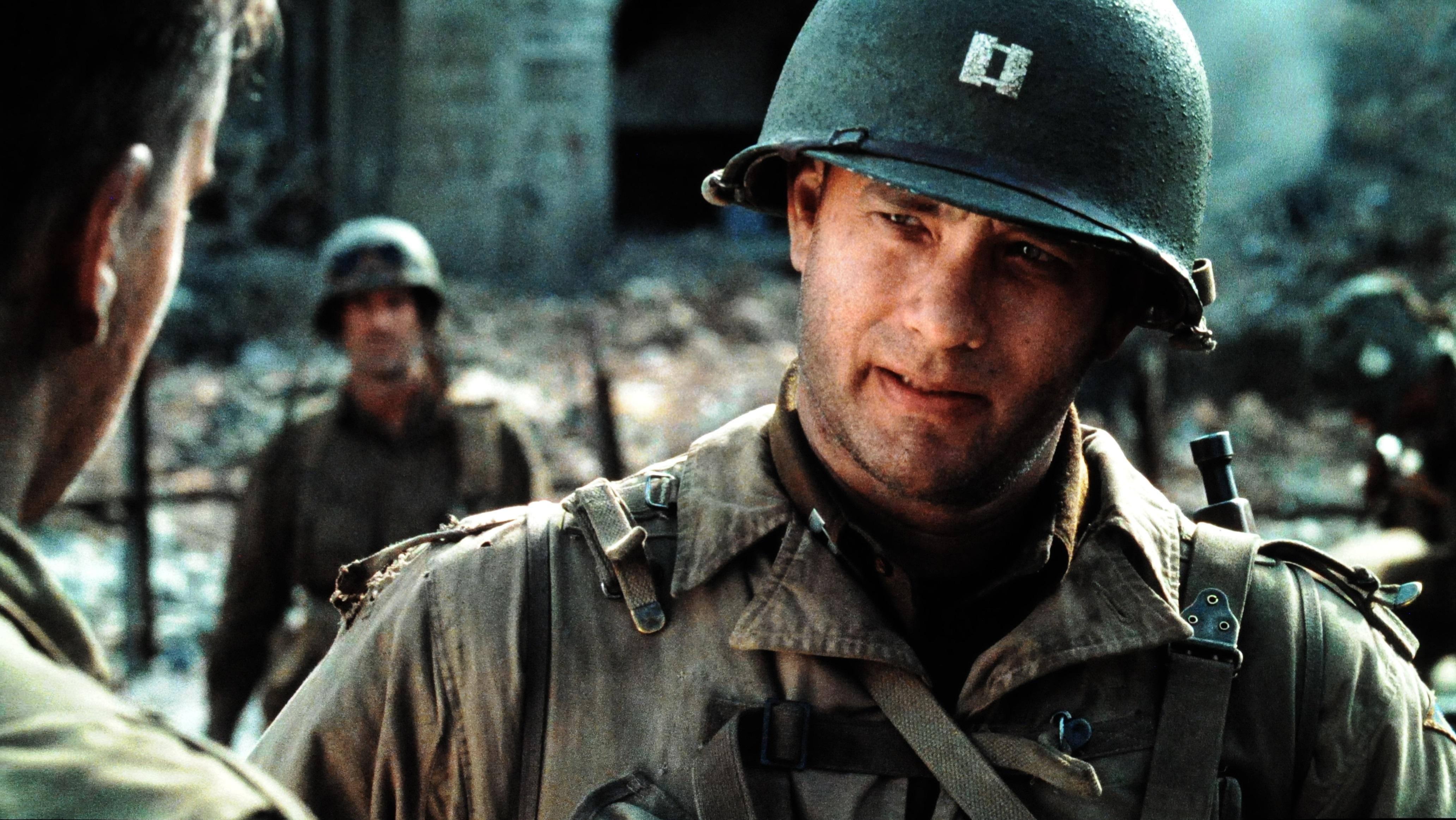 Der Soldat James Ryan Vin Diesel