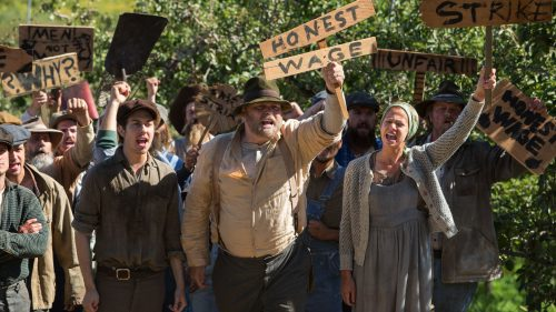 Stürmische Ernte - in dubious battle Blu-ray Review Szene 3