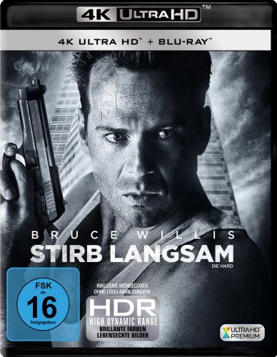 Stirb Langsam 4K UHD Blu-ray Review Cover