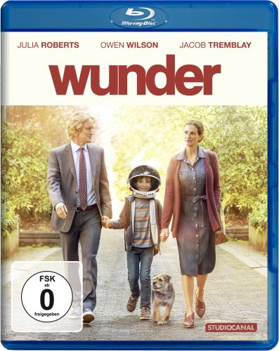 Wunder Blu-ray Review Cover