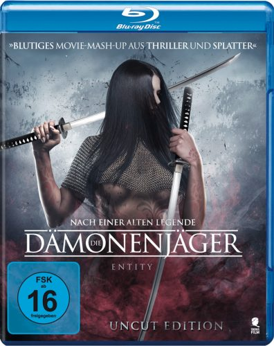Die Dämonenjäger Blu-ray Review Cover