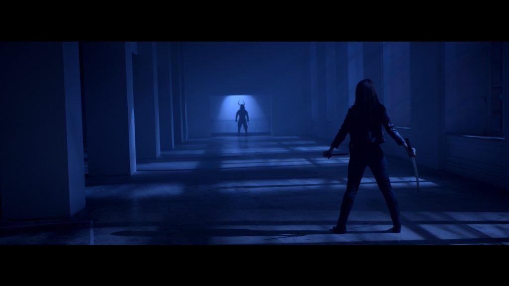 Die Dämonenjäger Blu-ray Review Szene 1