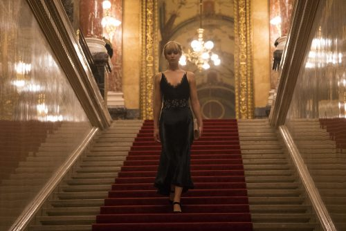 Red Sparrow 4K UHD Blu-ray Review Szene 3