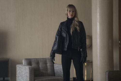 Red Sparrow 4K UHD Blu-ray Review Szene 4
