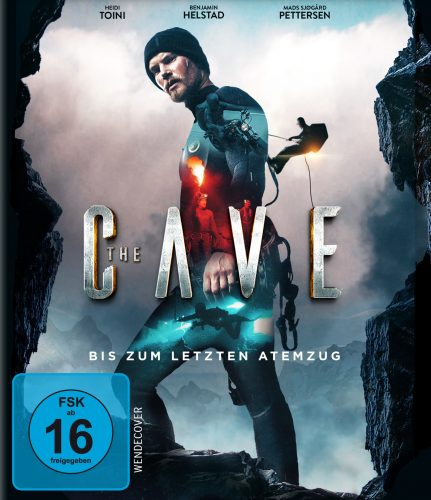The Cave Blu-ray Review Cover