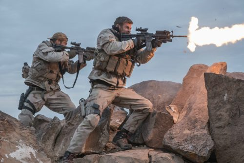 12 Strong 4K UHD Blu-ray Review Szene 2