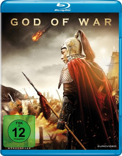 God of War Blu-ray Review Cover