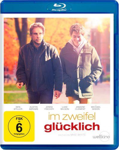 Im Zweifel glücklich Blu-ray Review Cover
