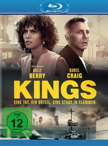 Kings Blu-ray Review Cover