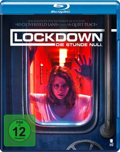 Lockdown Tödliches Erwachen Blu-ray Review Cover