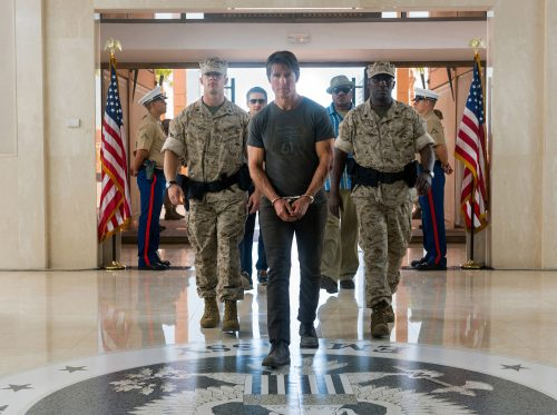 Mission Impossible 5 - Rogue Nation 4K UHD Blu-ray Review Szene 4
