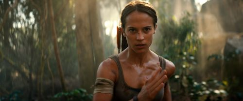 Tomb Raider 4k UHD Blu-ray Szene 11