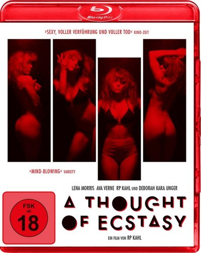 A Thought of Ecstacy Blu-ray Review Cover