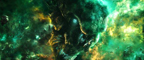 Avengers Infinity War BD vs UHD Szene 5