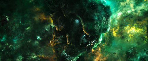 Avengers Infinity War BD vs UHD Szene 6