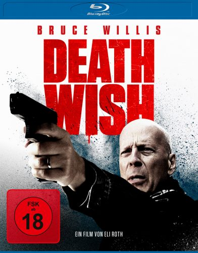 Death Wish Blu-ray Review Cover
