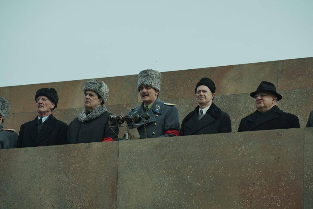 Death of Stalin Blu-ray Review Szene 3