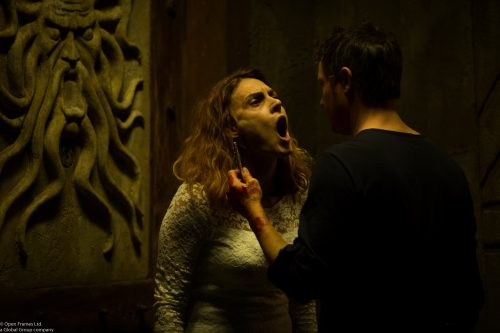 Open the Door Blu-ray Review Szene 6