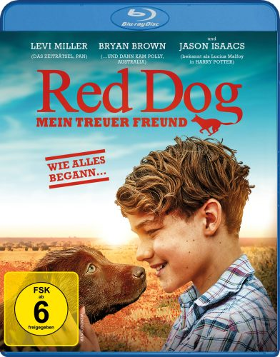 Red Dog Blu-ray Review Cover