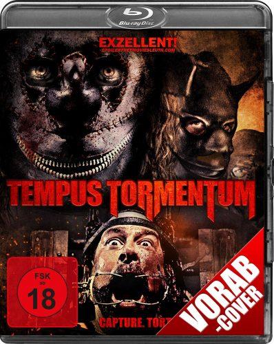 Tempus Tormentum Blu-ray Review Cover