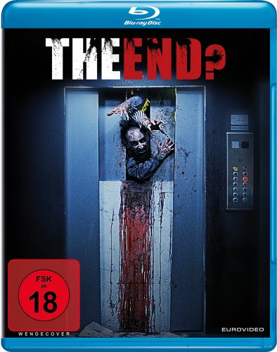 The End Blu-ray Review Cover