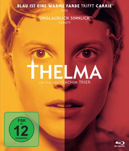 Thelma Blu-ray Review Cover
