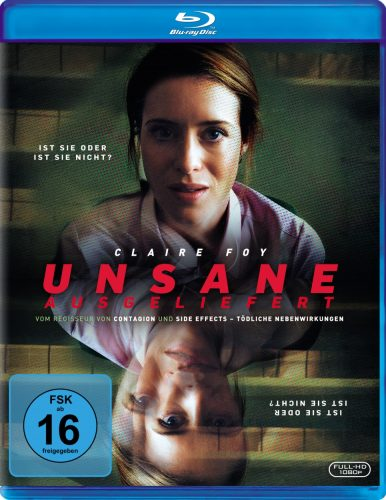 Unsane - Ausgeliefert Blu-ray Review Cover