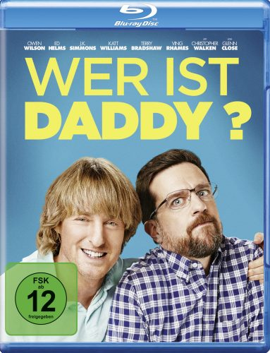 Wer ist Daddy Blu-ray Review Cover