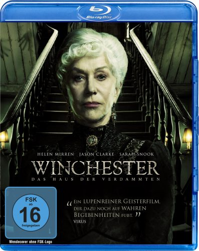 Winchester - Haus der Verdammten Blu-ray Review Cover