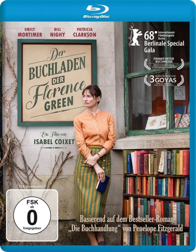 buchladen der florence green blu-ray review cover