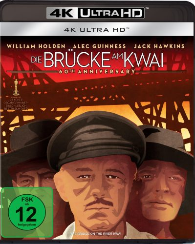 die bruecke am river kwai 4k uhd blu-ray review cover