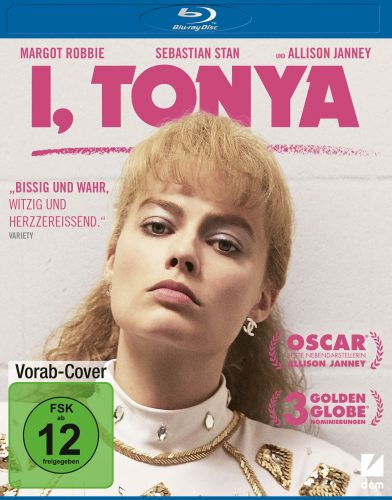i, tonya blu-ray review cover