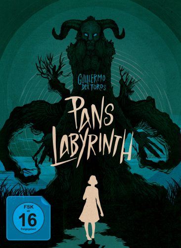 pans labyrinth limited collectors edition blu-ray review cover